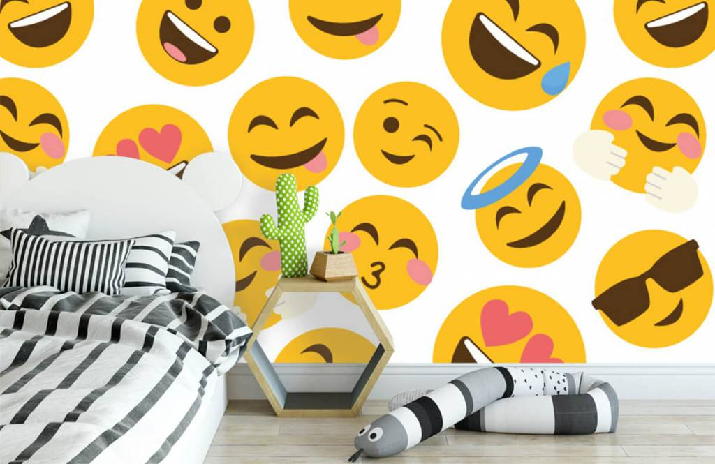 Andere - Emojis - Kinderzimmer 3