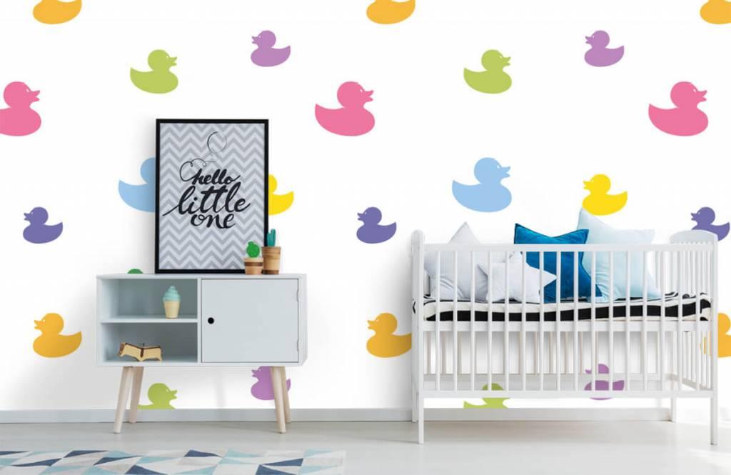 Andere - Gummienten - Babyzimmer 1
