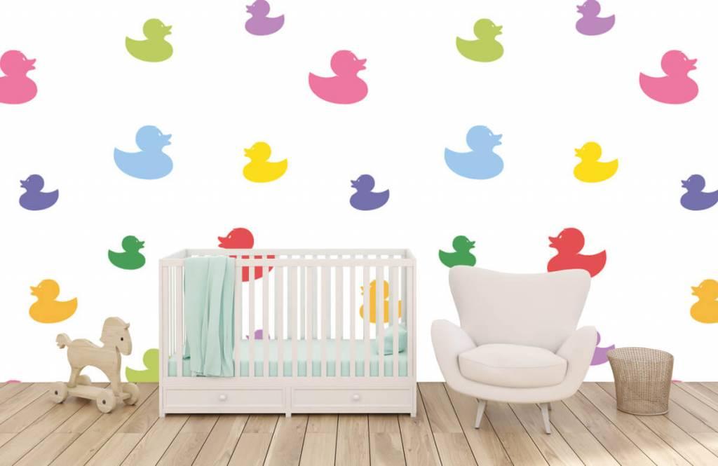 Andere - Gummienten - Babyzimmer 6
