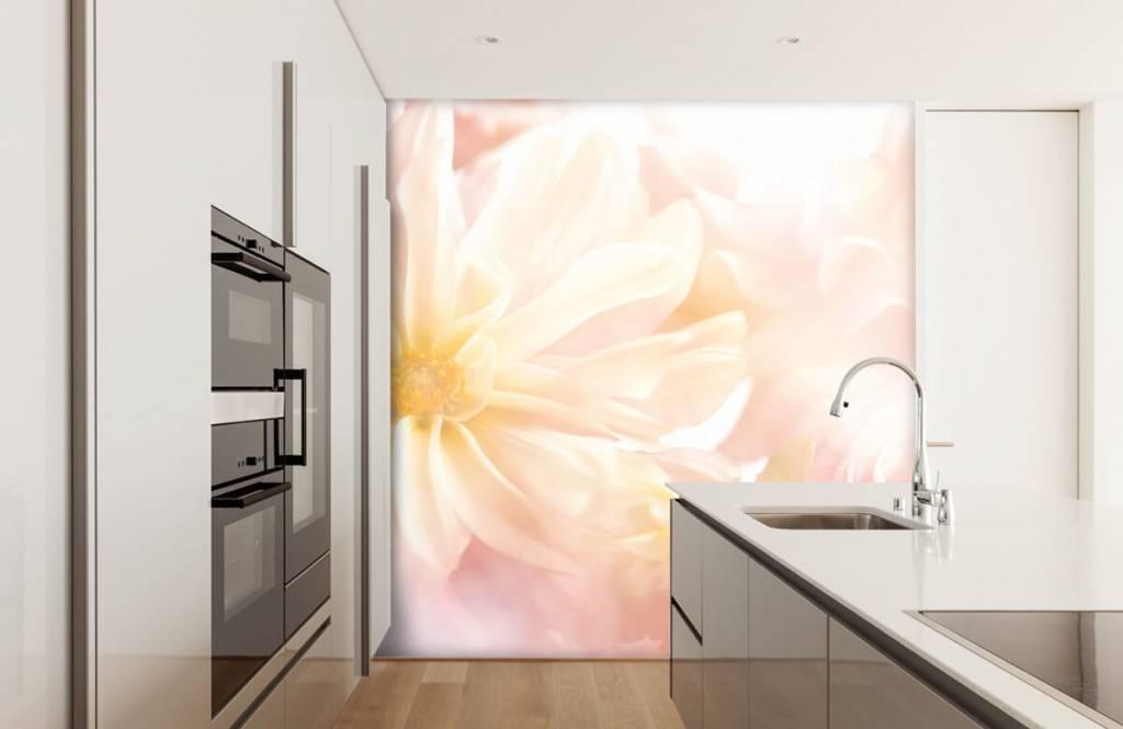 Blumenfelder - Helle Blumen - Schlafzimmer 3