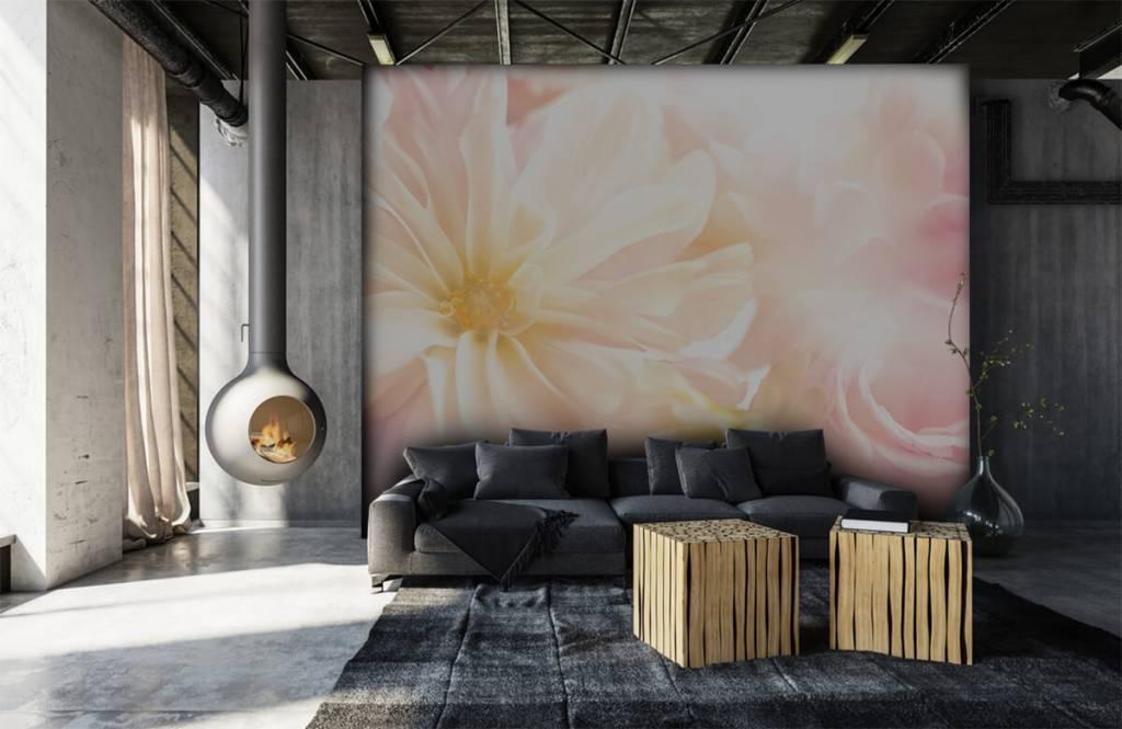 Blumenfelder - Helle Blumen - Schlafzimmer 6