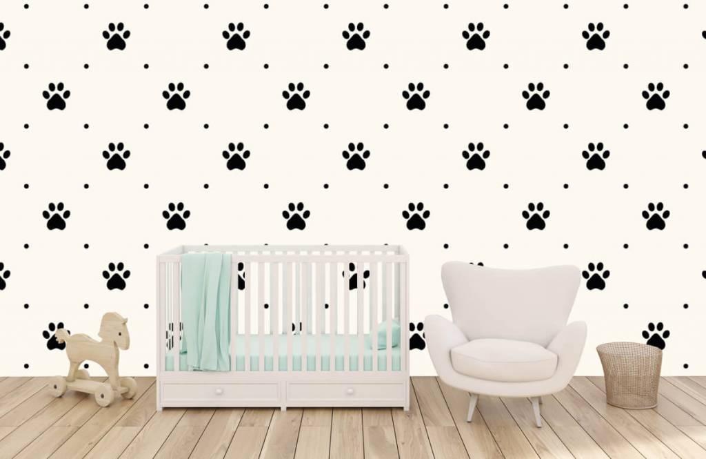 Andere - Hundepfoten - Kinderzimmer 5