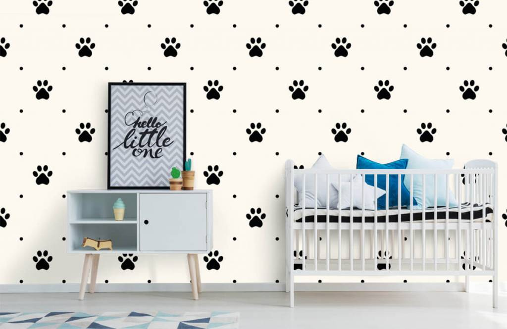 Andere - Hundepfoten - Kinderzimmer 6