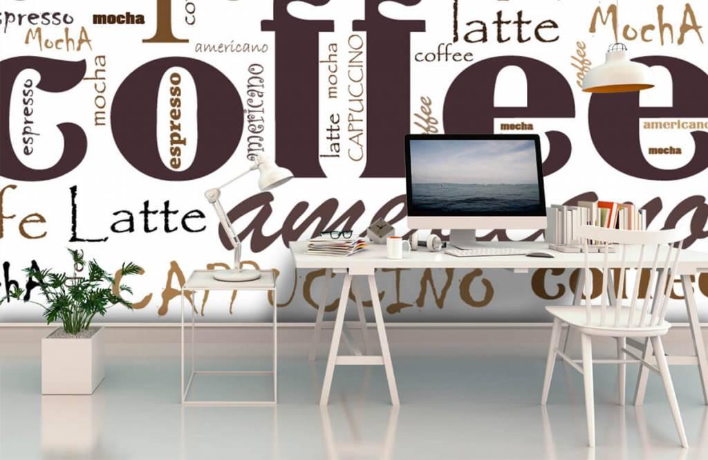 Andere - Kaffee-Buchstaben - Küchen 3