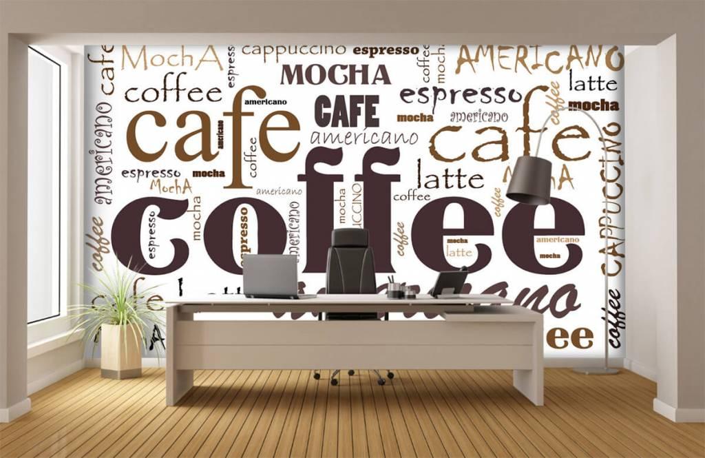 Andere - Kaffee-Buchstaben - Küchen 4