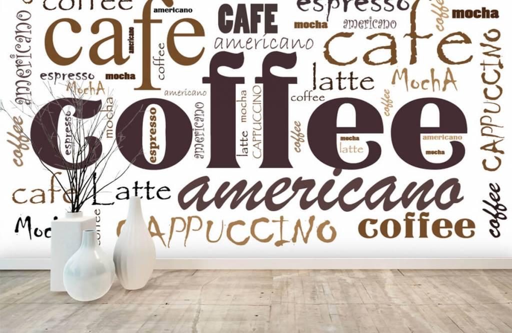 Andere - Kaffee-Buchstaben - Küchen 7