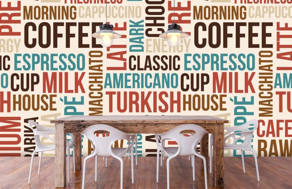 Andere - Kaffee-Texte - Küchen 1