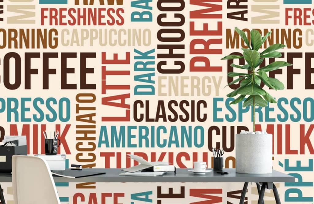 Andere - Kaffee-Texte - Küchen 2