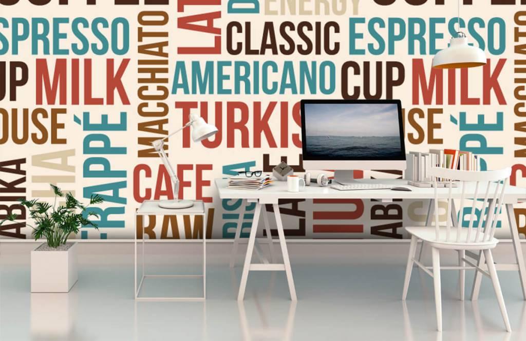 Andere - Kaffee-Texte - Küchen 3