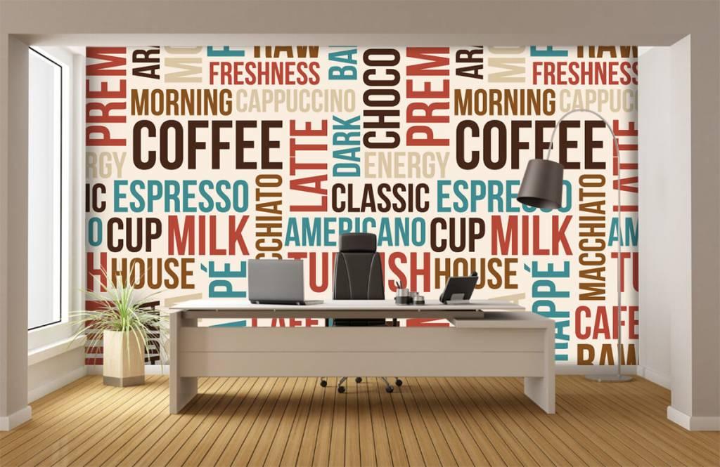 Andere - Kaffee-Texte - Küchen 4