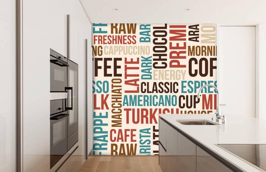 Andere - Kaffee-Texte - Küchen 5