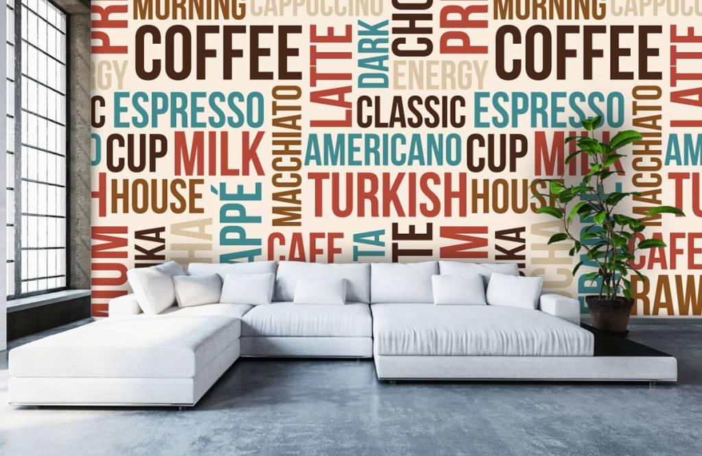 Andere - Kaffee-Texte - Küchen 6