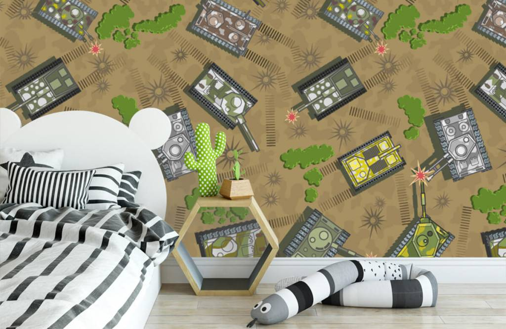Andere - Panzer - Kinderzimmer 1