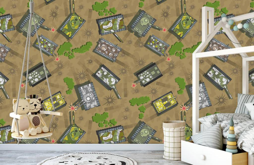 Andere - Panzer - Kinderzimmer 3