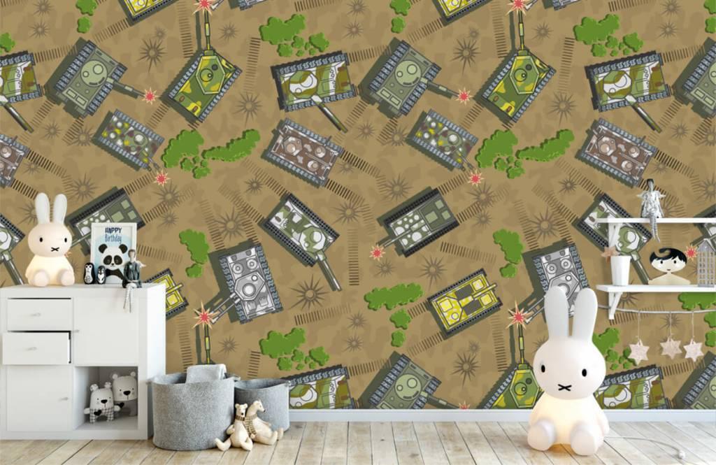 Andere - Panzer - Kinderzimmer 4