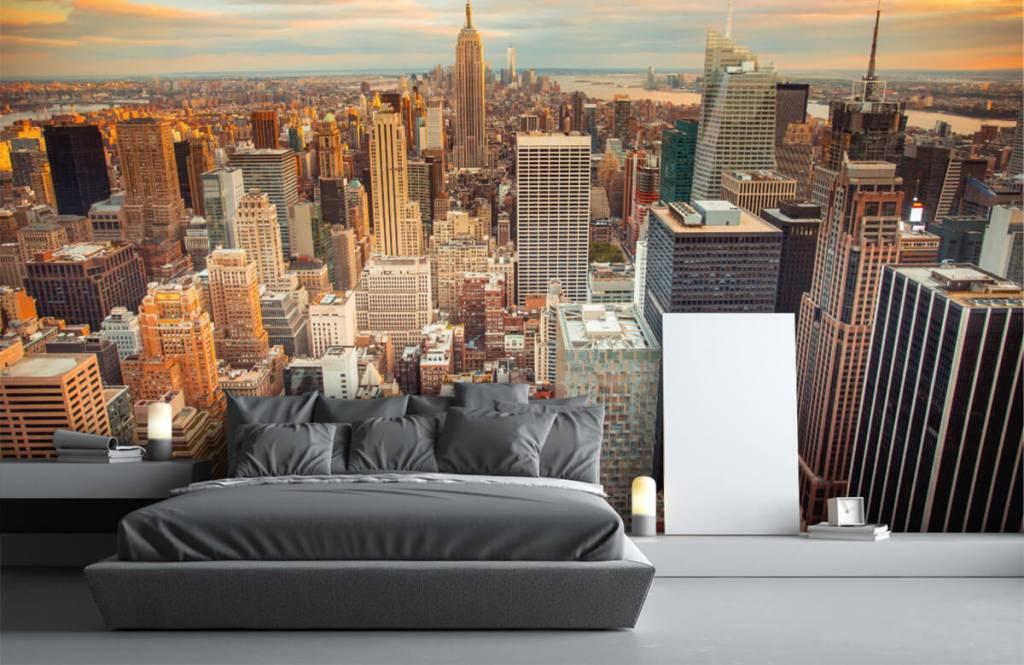 Städte - Tapete - Manhattan - Jugendzimmer 1