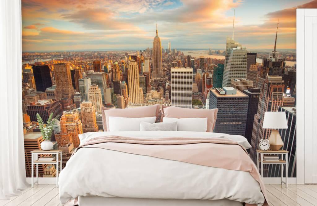 Städte - Tapete - Manhattan - Jugendzimmer 2