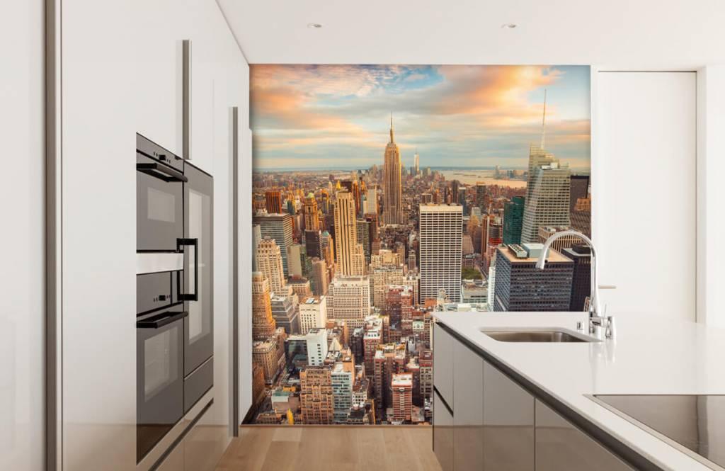 Städte - Tapete - Manhattan - Jugendzimmer 3