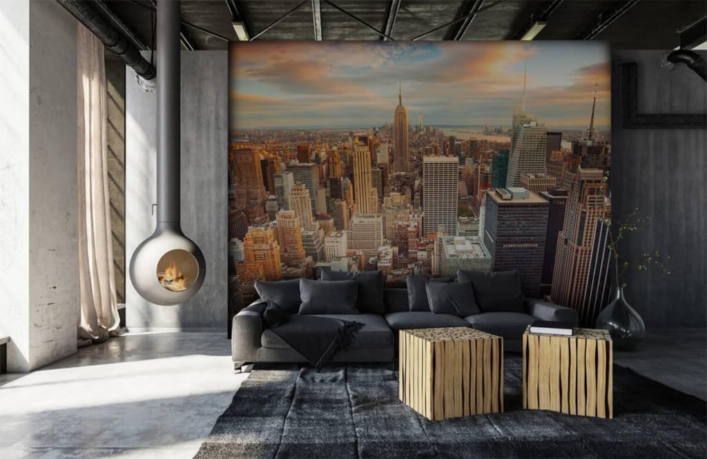 Städte - Tapete - Manhattan - Jugendzimmer 6