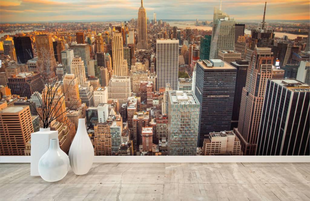 Städte - Tapete - Manhattan - Jugendzimmer 8
