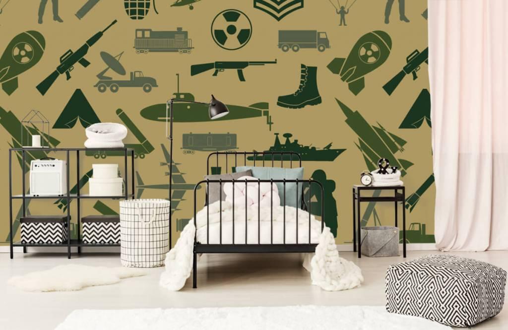 Andere - Militärische Darstellung - Kinderzimmer 1