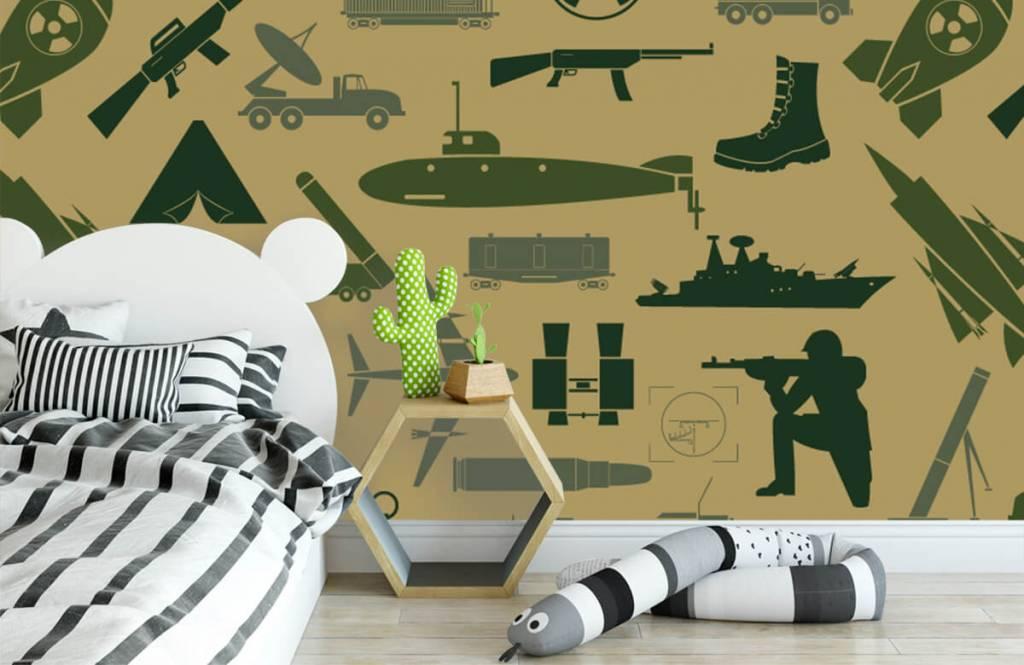 Andere - Militärische Darstellung - Kinderzimmer 2