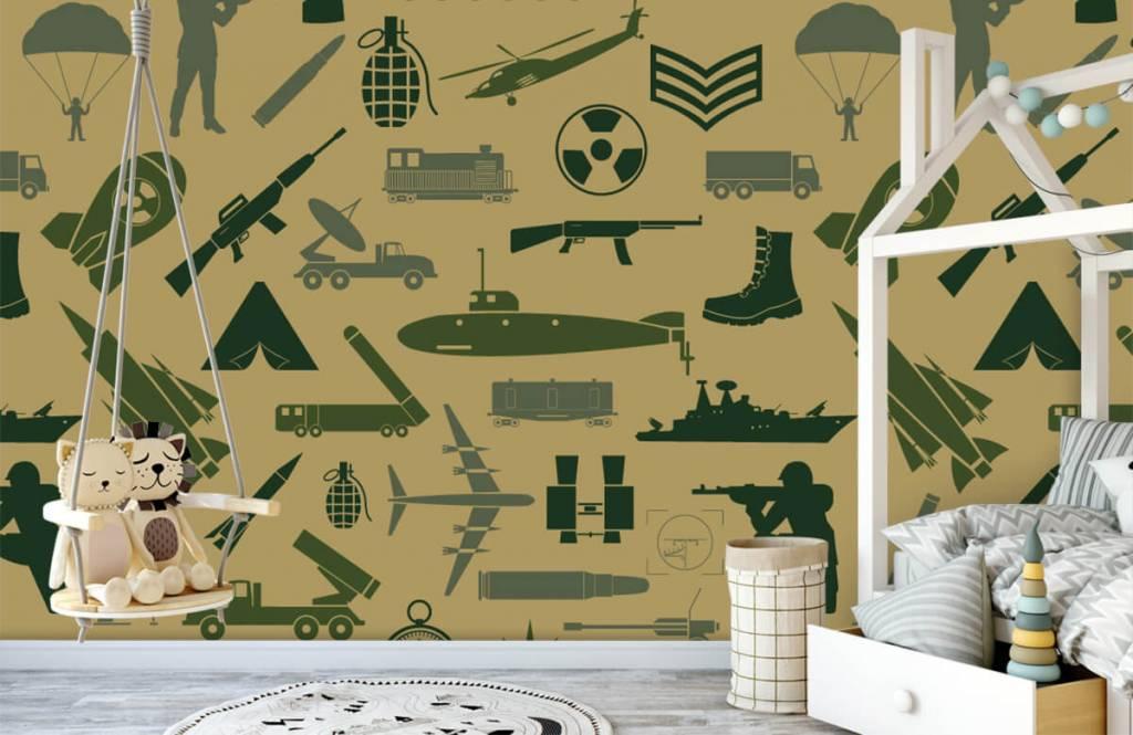 Andere - Militärische Darstellung - Kinderzimmer 3