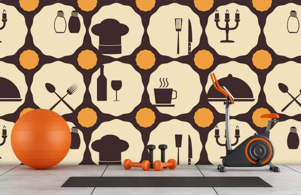Andere - Restaurant Symbole - Küchen 7