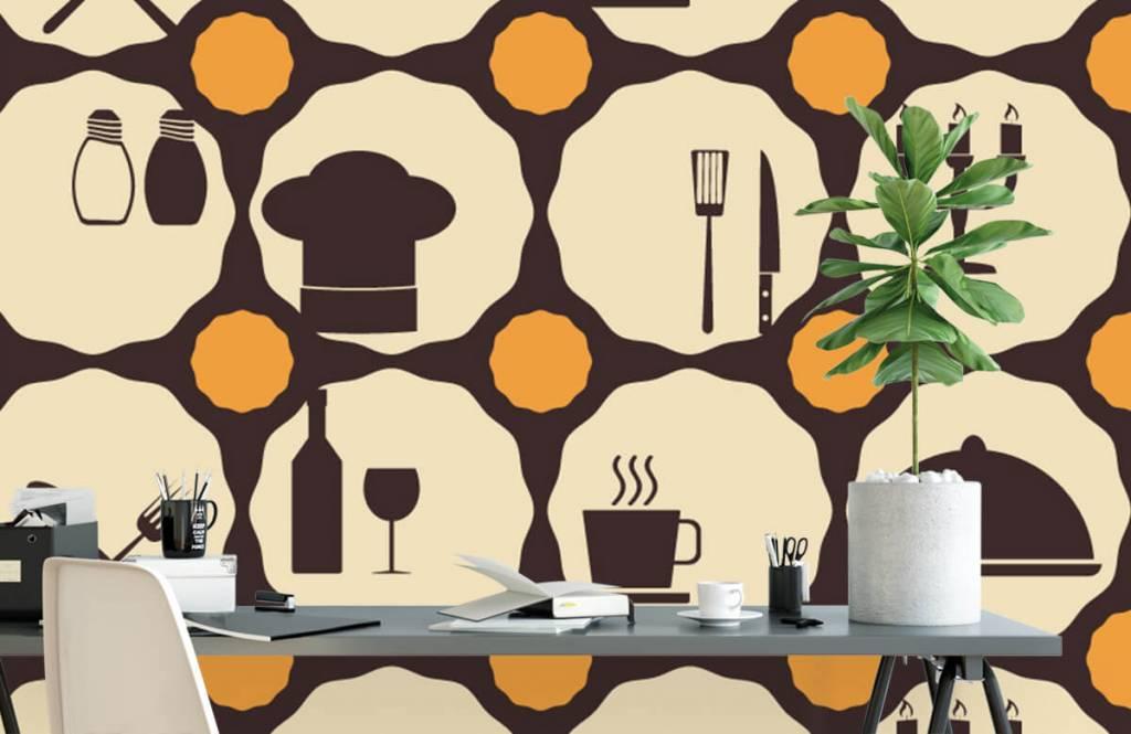 Andere - Restaurant Symbole - Küchen 9