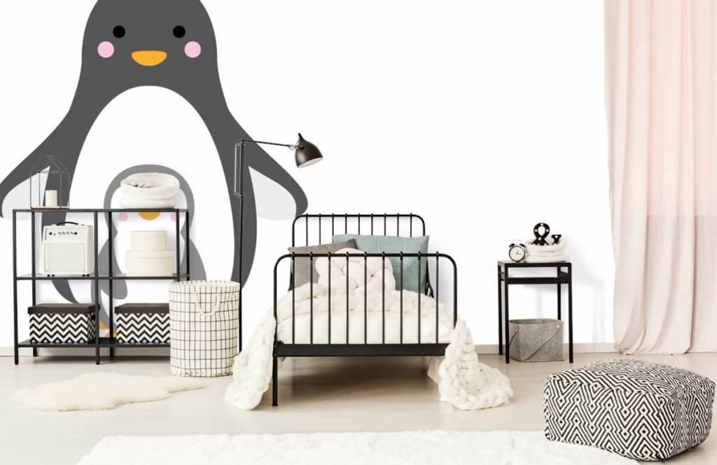 Andere - Fröhliche Pinguine - Kinderzimmer 2