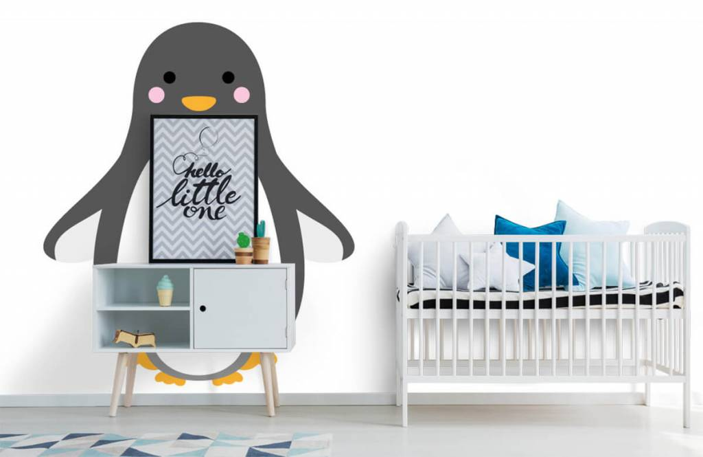 Andere - Fröhliche Pinguine - Kinderzimmer 6
