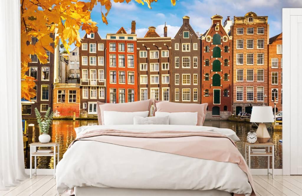 Städte - Tapete - Amsterdam - Schlafzimmer 1