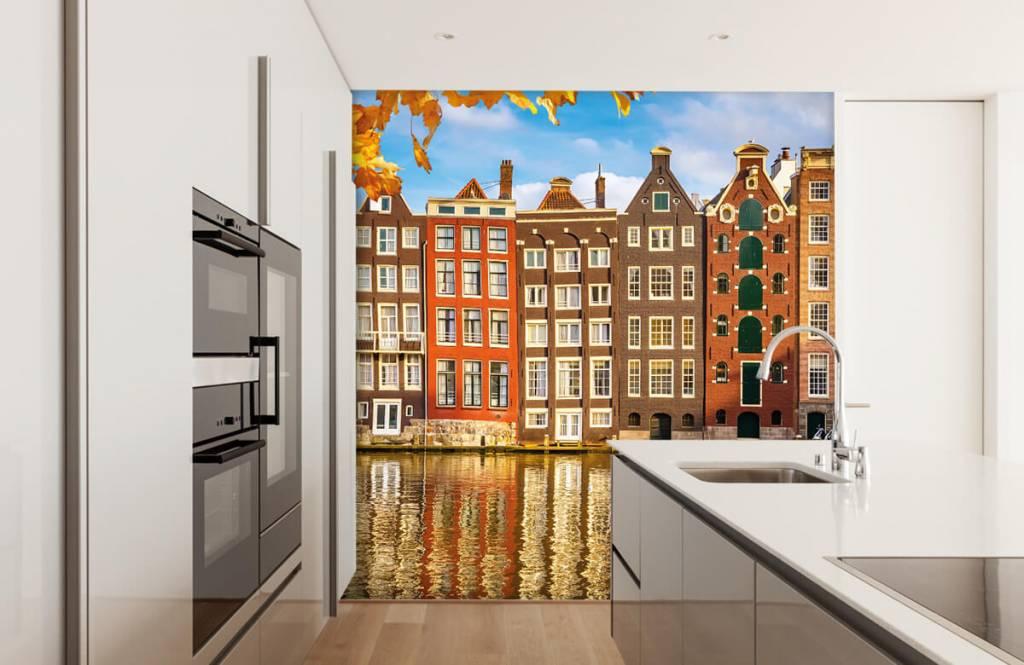 Städte - Tapete - Amsterdam - Schlafzimmer 3