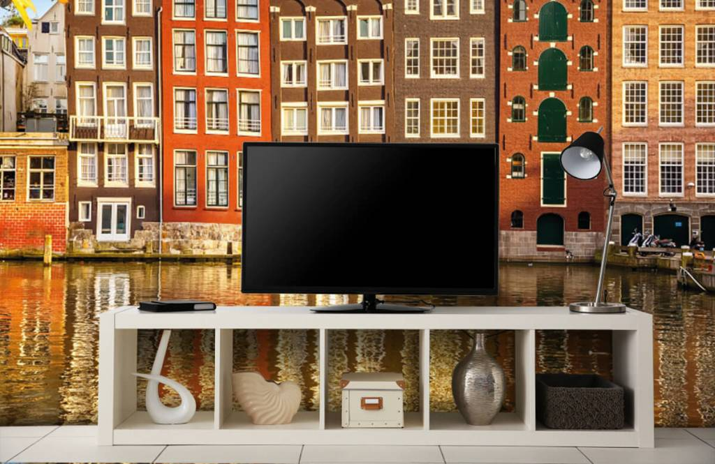 Städte - Tapete - Amsterdam - Schlafzimmer 4