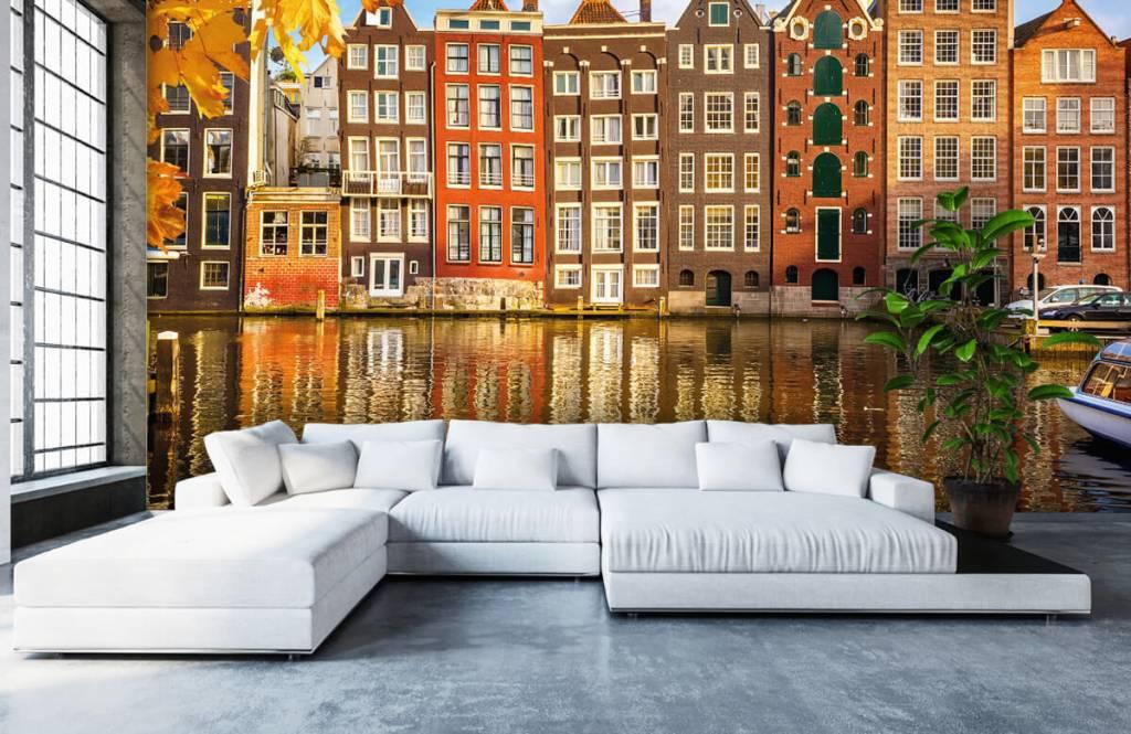 Städte - Tapete - Amsterdam - Schlafzimmer 5