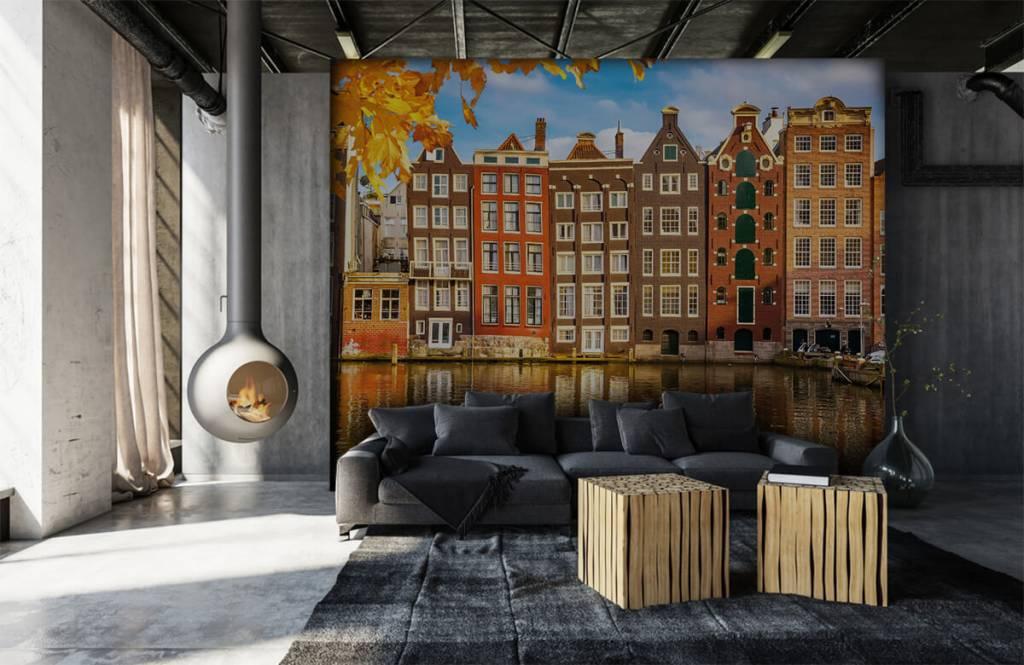 Städte - Tapete - Amsterdam - Schlafzimmer 6