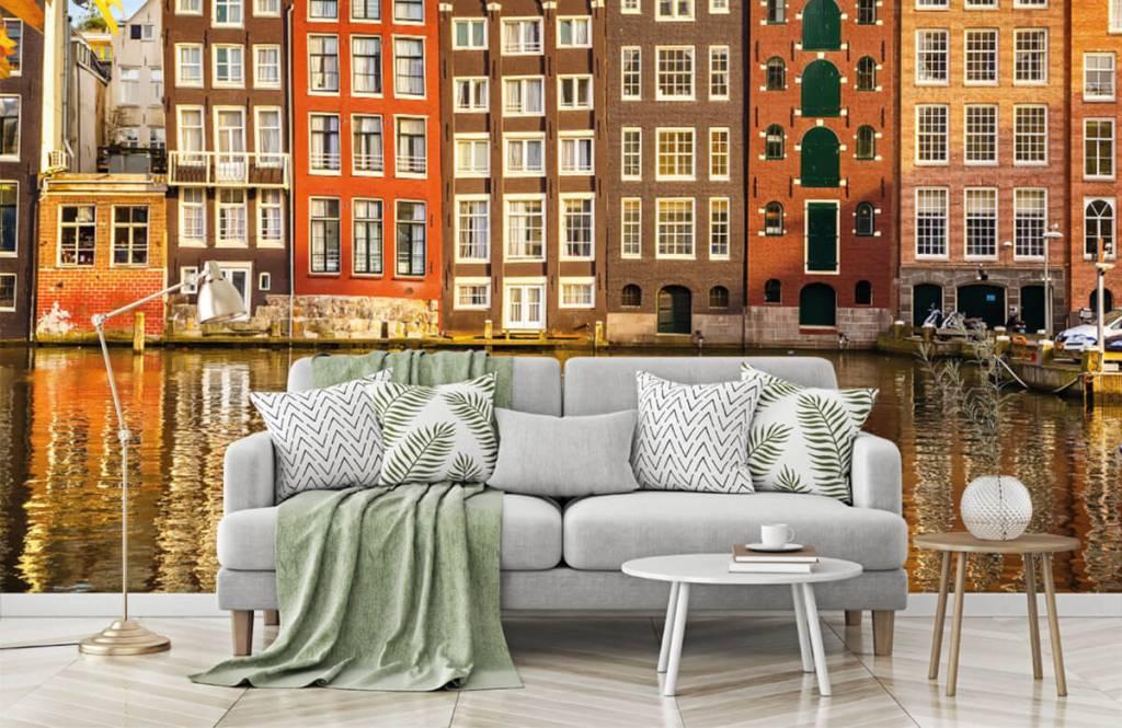 Städte - Tapete - Amsterdam - Schlafzimmer 7