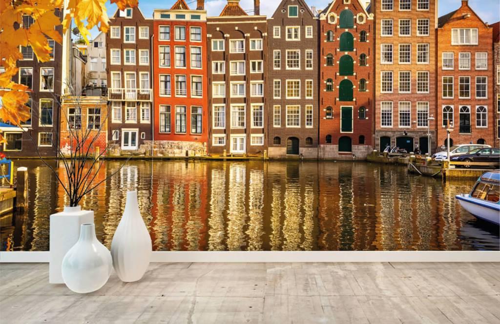 Städte - Tapete - Amsterdam - Schlafzimmer 8