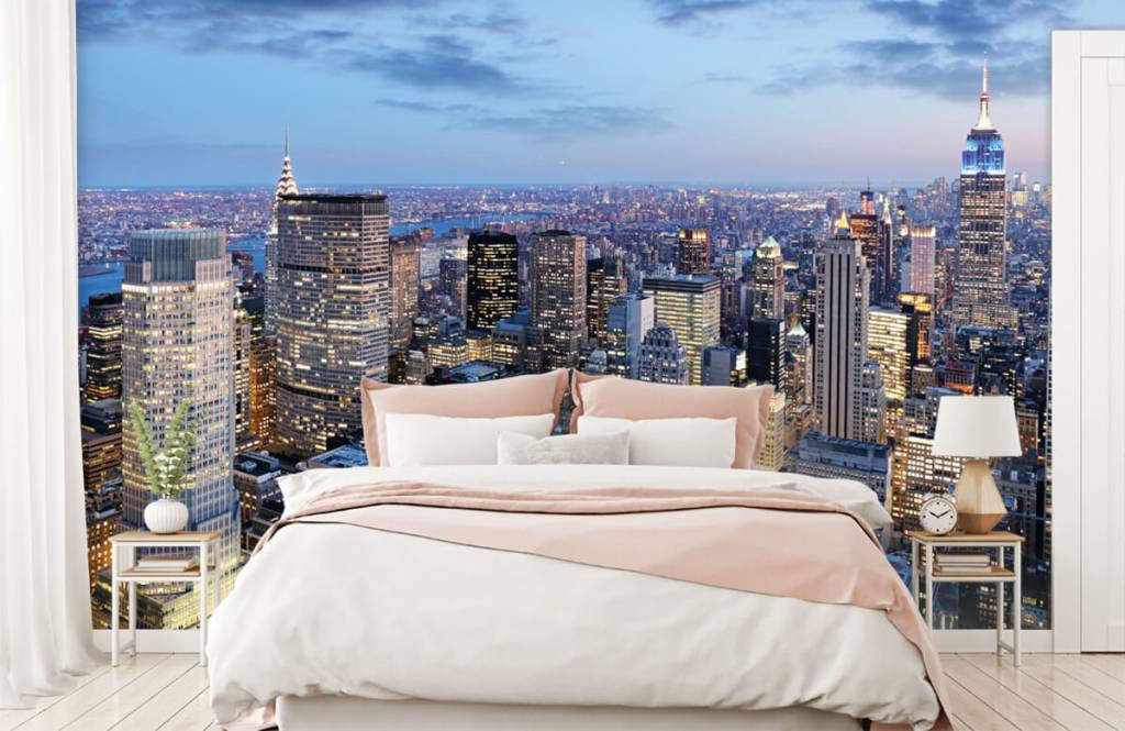 Städte - Tapete - New York - Jugendzimmer 2