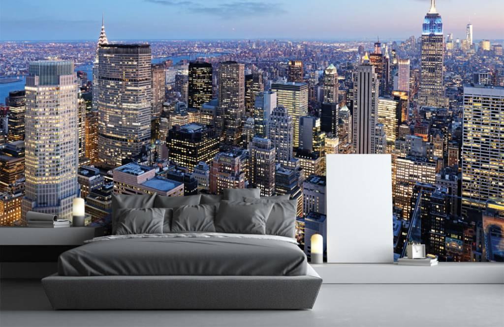 Städte - Tapete - New York - Jugendzimmer 3