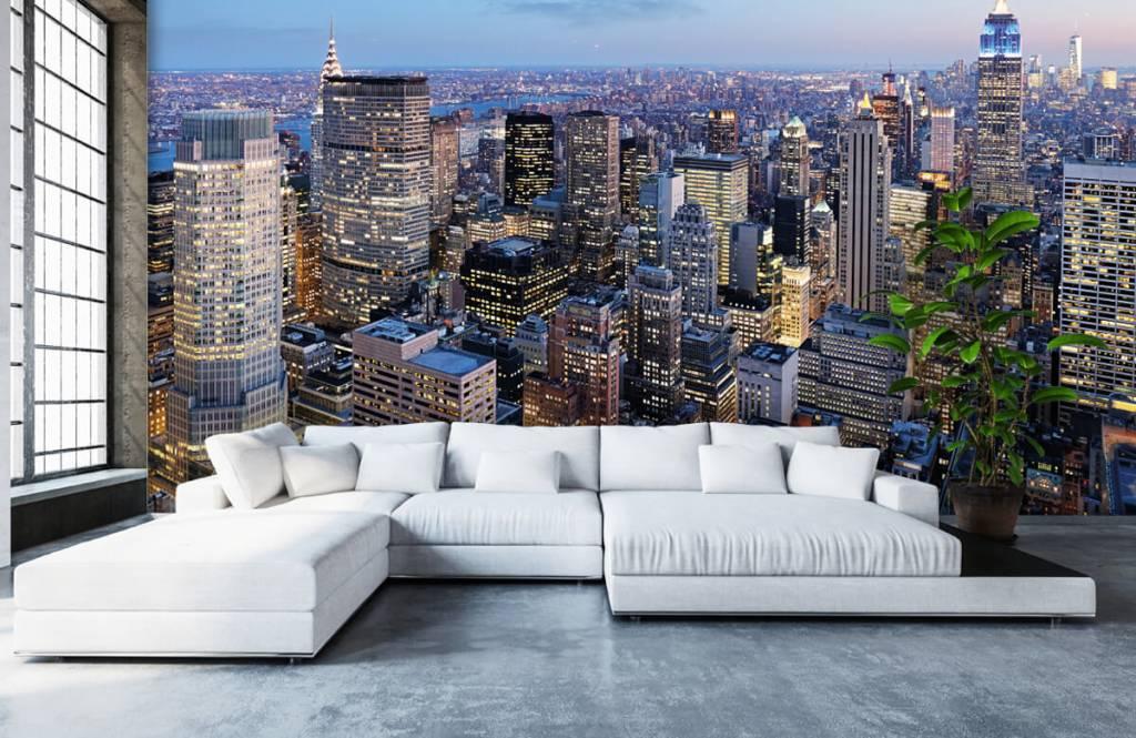 Städte - Tapete - New York - Jugendzimmer 5
