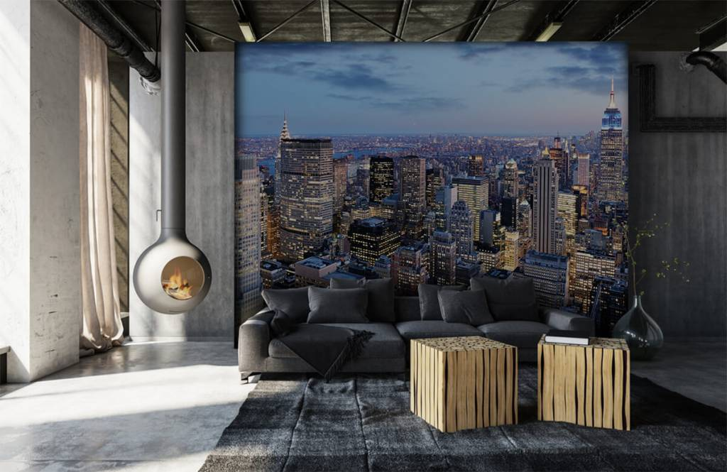 Städte - Tapete - New York - Jugendzimmer 6
