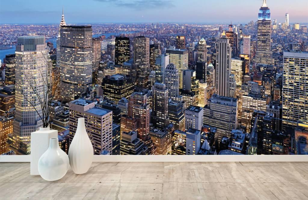 Städte - Tapete - New York - Jugendzimmer 8