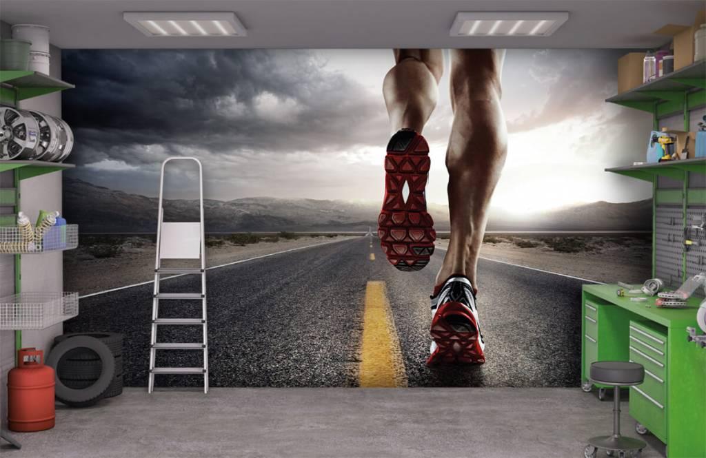 Sport & Fitness - Läufer - Garage 1
