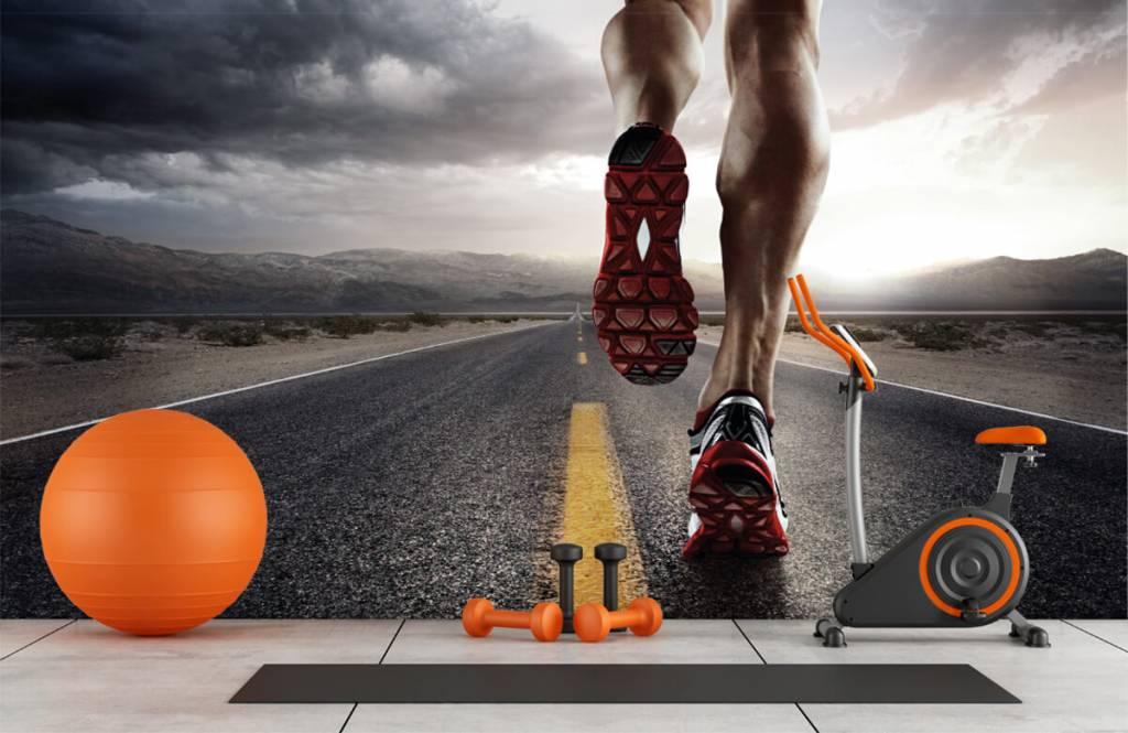 Sport & Fitness - Läufer - Garage 2