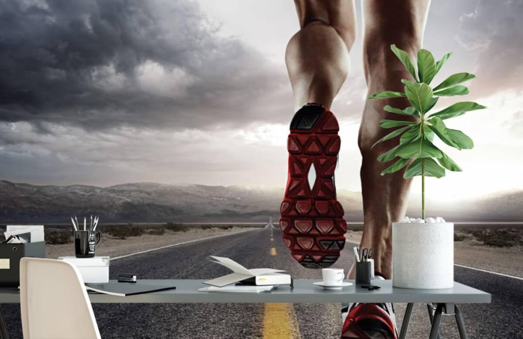 Sport & Fitness - Läufer - Garage 3