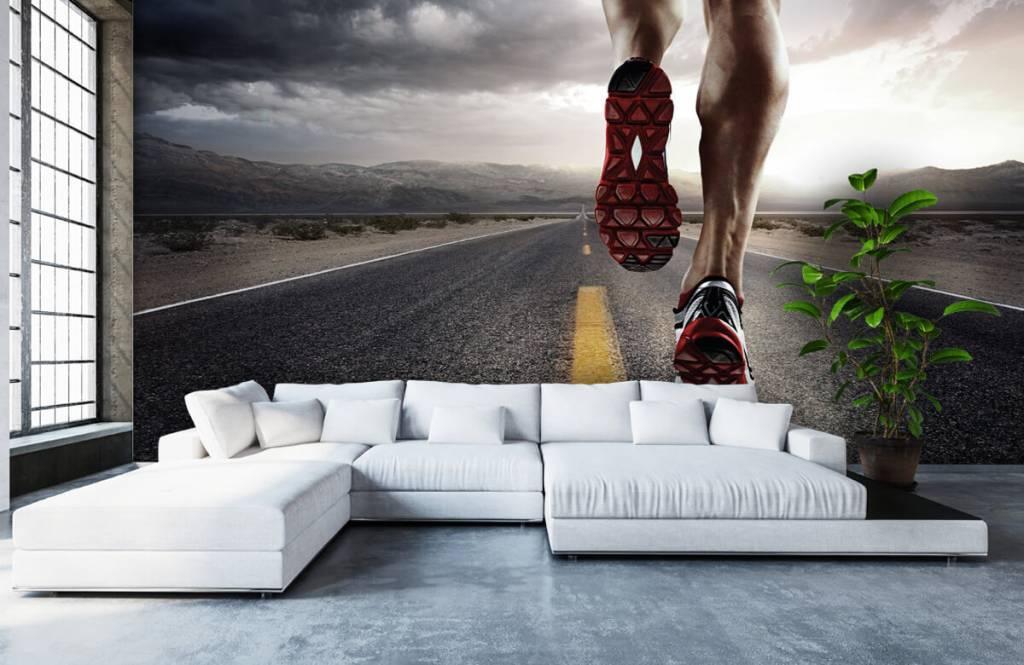 Sport & Fitness - Läufer - Garage 7