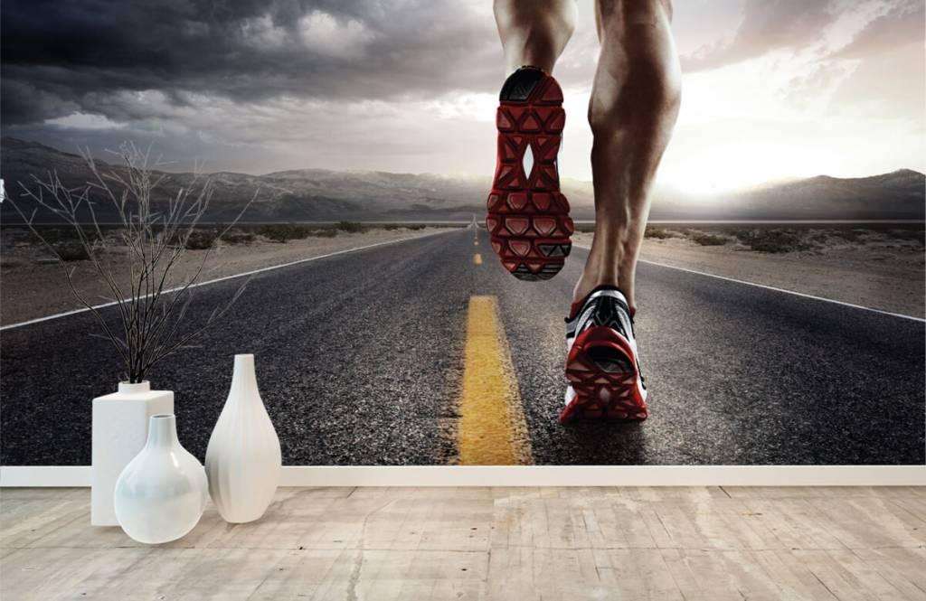 Sport & Fitness - Läufer - Garage 9