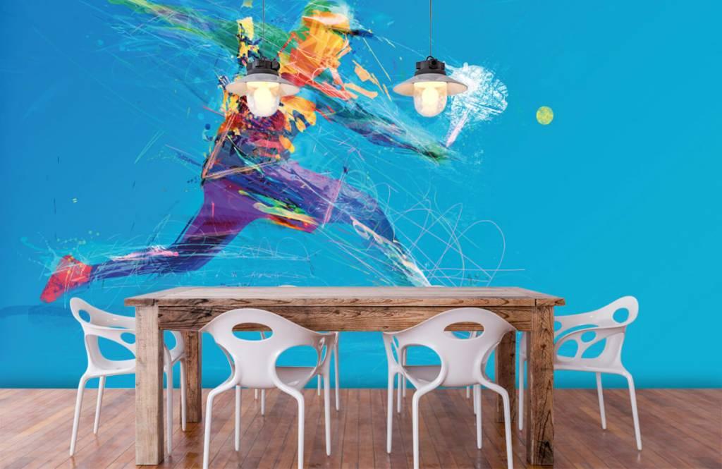 Andere - Tennis - Hobbyzimmer 7
