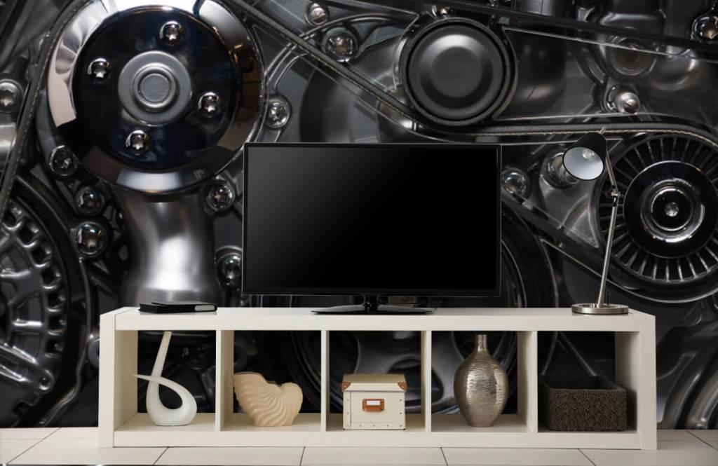 Elemente - Motor - Garage 5